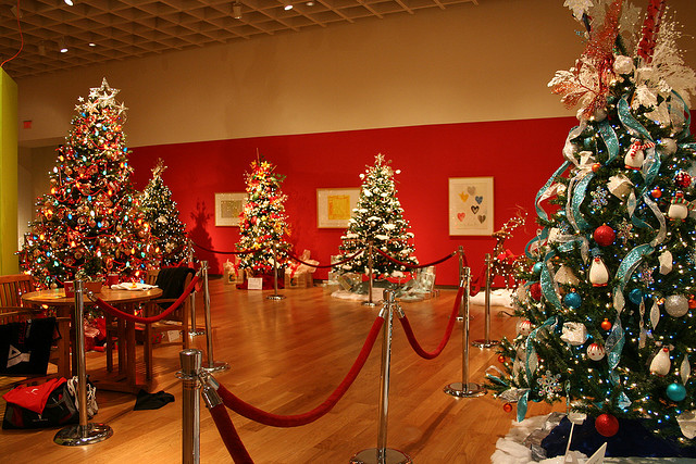 Festival of Trees 2014 in November Kicks off the Christmas Season in Orlando