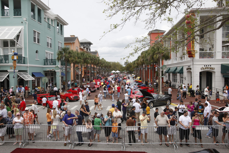 Celebration Exotic Car Festival On April Th Is The Ultimate - Exotic car show orlando