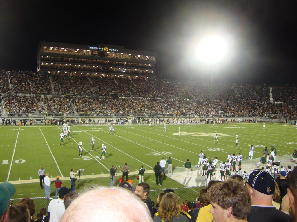 2018 Ucf Football Home Schedule Featuring Pitt Navy Cincinnati