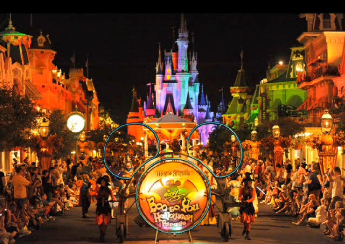 Magic Kingdom Halloween Parade at Disney World Features Disney ...