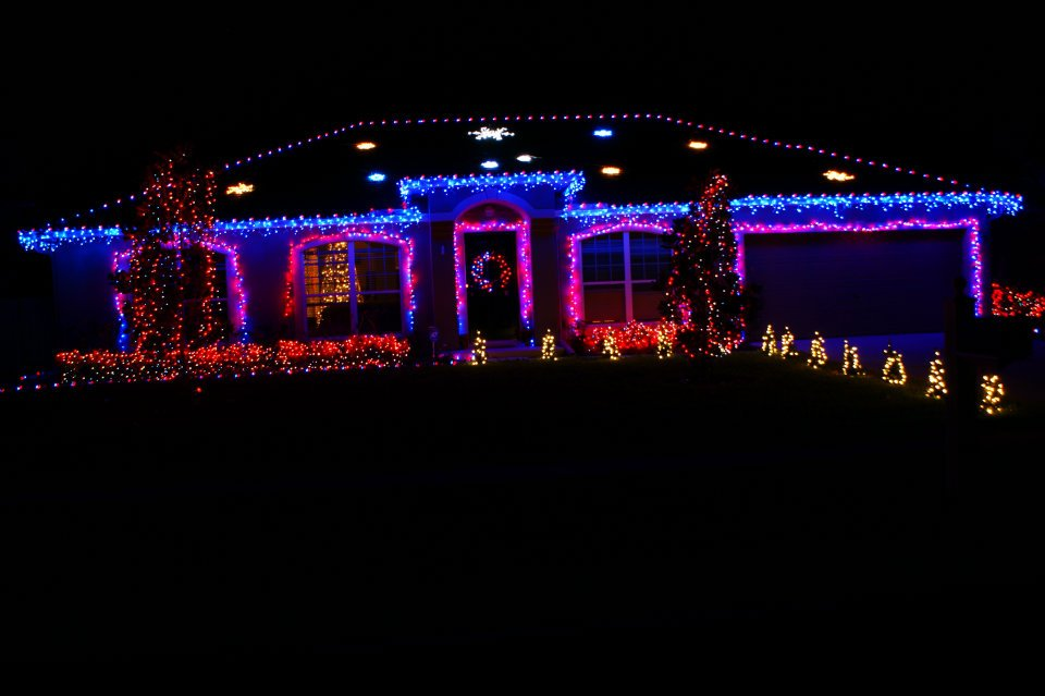 Christmas Lights Displays in Orlando Neighborhoods and Homes ...