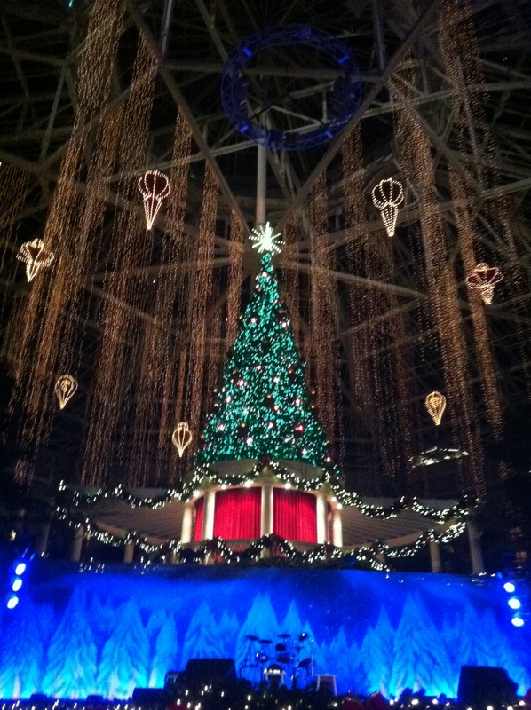 the gaylord palms resort is known - Christmas At Gaylord Palms