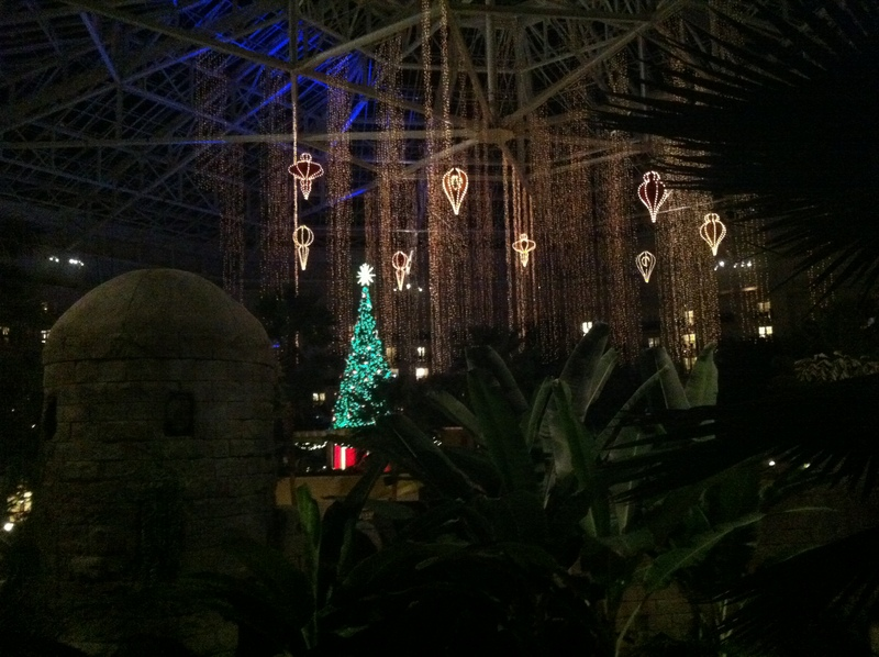 A Guide to Spending the Christmas Holidays at the Gaylord Palms Resort in 2015
