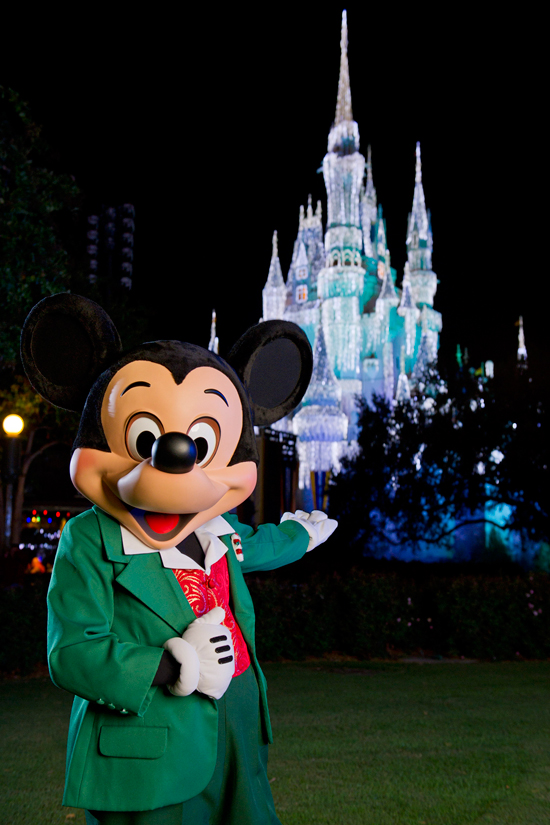 mickeys very merry christmas party at the magic kingdom celebrates the holidays with characters parades and fireworks in 2015 - Disney Christmas Party 2015
