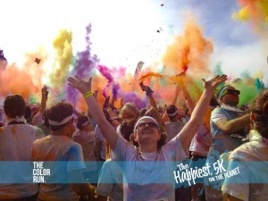 © The Color Run