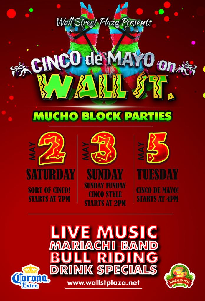 Wall St Mayo 2015