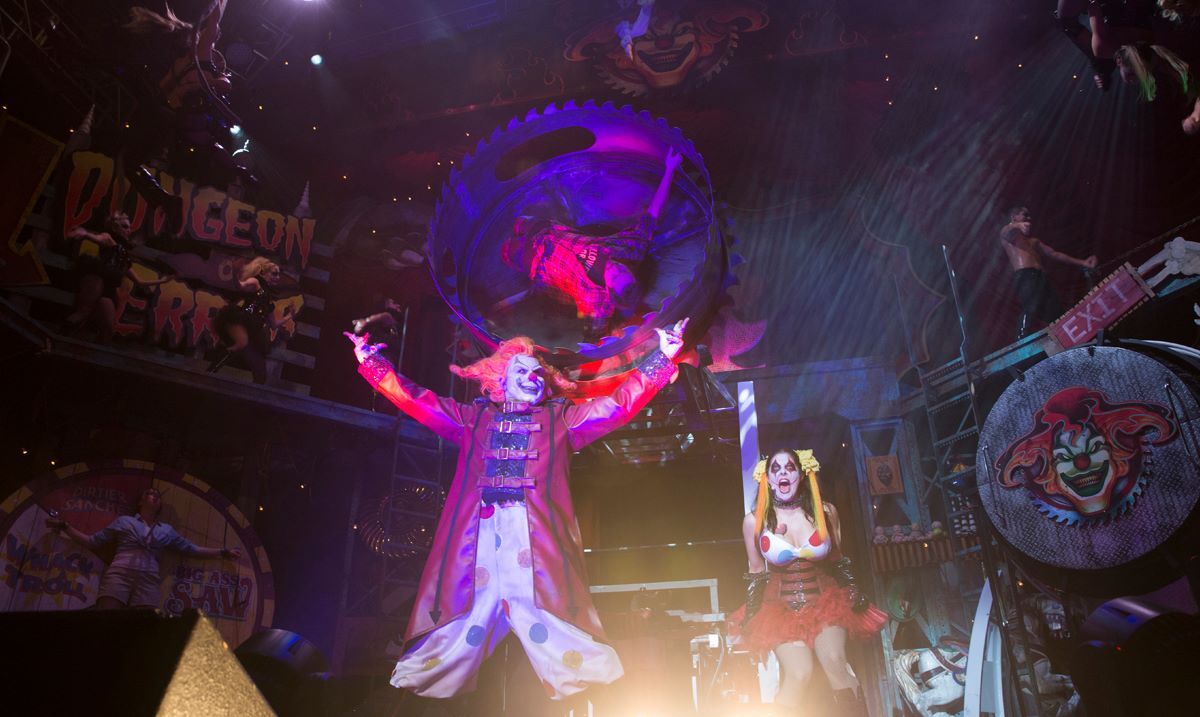2015 Halloween Horror Nights at Universal Studios is the Scariest ...