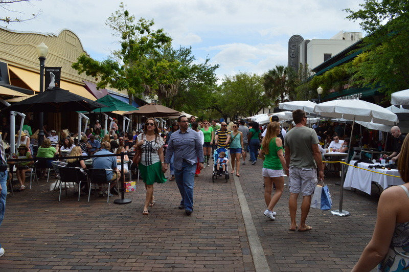 2016 Winter Park Art Festival On March 18th 19th And