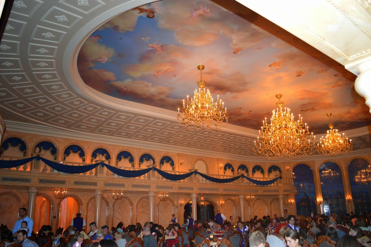 Top 10 Romantic Restaurants At Walt Disney World For Valentines Day