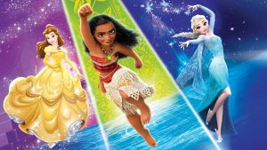 What requirements are there for Disney on ice? | Yahoo Answers.